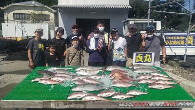 貞丸の2021年9月19日(日)1枚目の写真