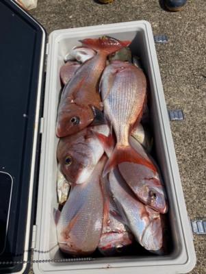 釣り船 黒潮丸の2021年9月25日(土)1枚目の写真