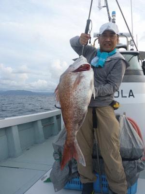 Fishing MOLA MOLAの2021年9月24日(金)1枚目の写真