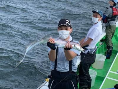 三喜丸釣船店の2021年9月25日(土)2枚目の写真