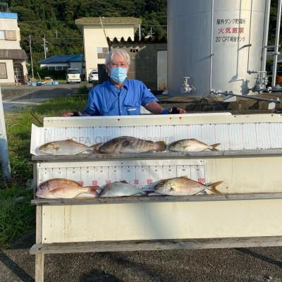 大島フィッシングの2021年9月24日(金)1枚目の写真