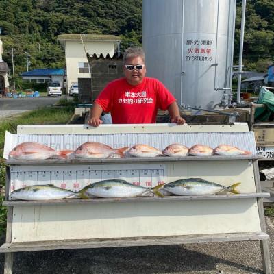 大島フィッシングの2021年9月24日(金)2枚目の写真