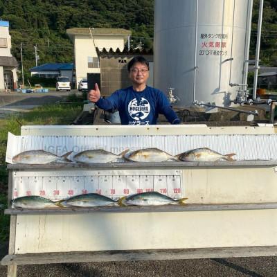 大島フィッシングの2021年9月24日(金)3枚目の写真