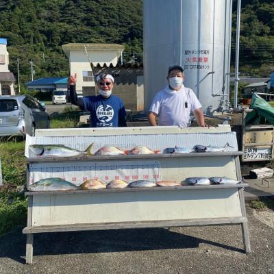 大島フィッシングの2021年9月25日(土)1枚目の写真