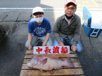 中長渡船の2021年9月25日(土)2枚目の写真