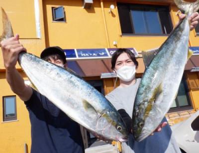 丸銀釣りセンターの2021年9月22日(水)1枚目の写真
