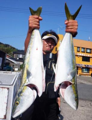 丸銀釣りセンターの2021年9月22日(水)2枚目の写真