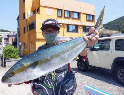 丸銀釣りセンターの2021年9月22日(水)5枚目の写真