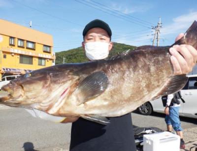 丸銀釣りセンターの2021年9月23日(木)2枚目の写真