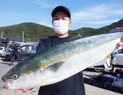 丸銀釣りセンターの2021年9月23日(木)4枚目の写真