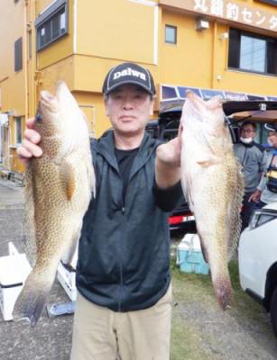 丸銀釣りセンターの2021年9月24日(金)4枚目の写真