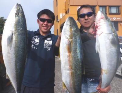 丸銀釣りセンターの2021年9月25日(土)2枚目の写真