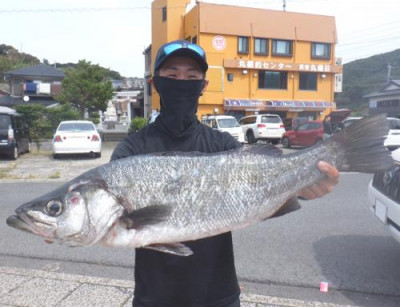 丸銀釣りセンターの2021年9月25日(土)3枚目の写真