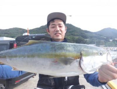 丸銀釣りセンターの2021年9月25日(土)5枚目の写真