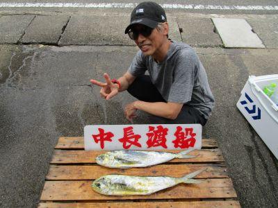 中長渡船の2021年9月26日(日)2枚目の写真