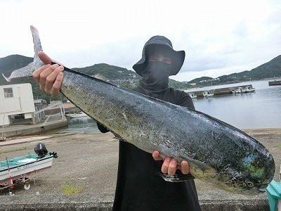 上野渡船の2021年9月26日(日)2枚目の写真