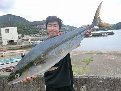 上野渡船の2021年9月26日(日)3枚目の写真