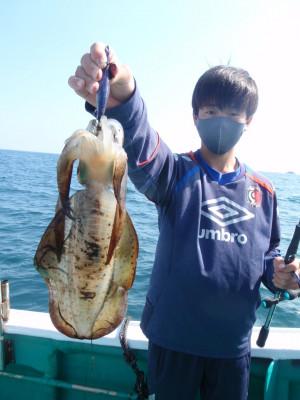 釣り船 久勝丸の2021年9月24日(金)1枚目の写真