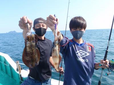 釣り船 久勝丸の2021年9月24日(金)2枚目の写真