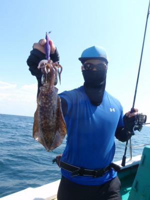 釣り船 久勝丸の2021年9月25日(土)2枚目の写真