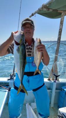 釣り船 秀進丸の2021年9月27日(月)1枚目の写真