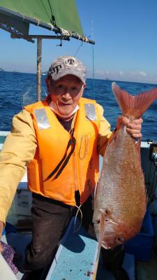 釣り船 秀進丸の2021年9月27日(月)2枚目の写真