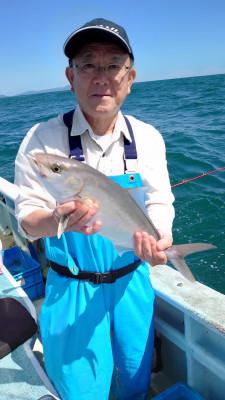 釣り船 秀進丸の2021年9月27日(月)3枚目の写真