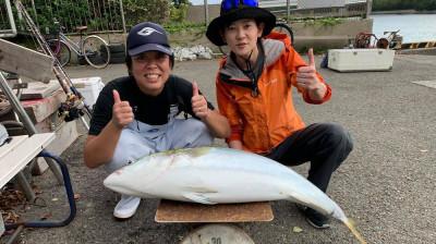三喜丸釣船店の2021年9月27日(月)3枚目の写真