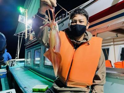谷口釣船の2021年9月27日(月)1枚目の写真