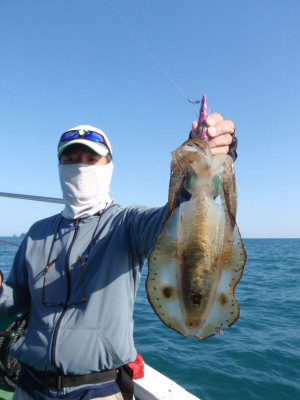 釣り船 久勝丸の2021年10月2日(土)2枚目の写真