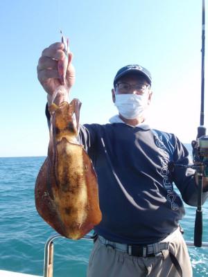 釣り船 久勝丸の2021年10月2日(土)3枚目の写真