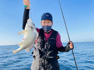 谷口釣船の2021年10月3日(日)2枚目の写真