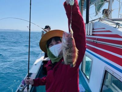 谷口釣船の2021年10月3日(日)4枚目の写真