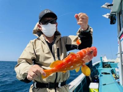 谷口釣船の2021年10月3日(日)5枚目の写真