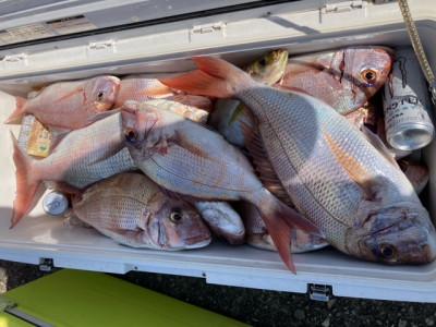 釣り船 黒潮丸の2021年10月4日(月)1枚目の写真