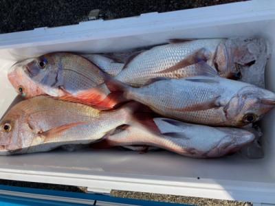釣り船 黒潮丸の2021年10月4日(月)2枚目の写真