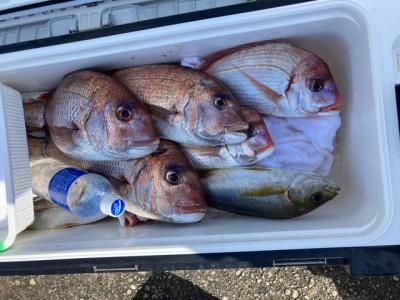 釣り船 黒潮丸の2021年10月4日(月)3枚目の写真