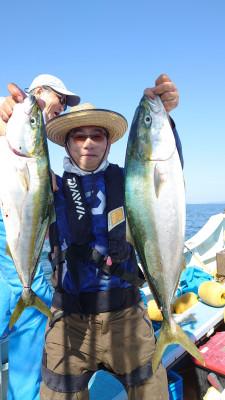 釣り船 秀進丸の2021年10月3日(日)1枚目の写真