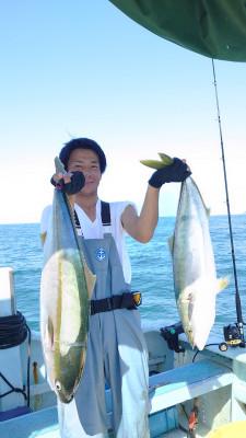釣り船 秀進丸の2021年10月4日(月)1枚目の写真