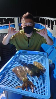 共栄丸の2021年10月4日(月)3枚目の写真