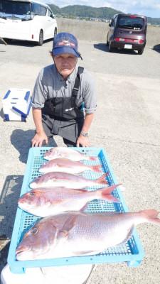 共栄丸の2021年10月4日(月)5枚目の写真