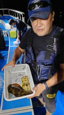 共栄丸の2021年10月5日(火)3枚目の写真