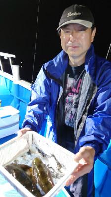 共栄丸の2021年10月5日(火)4枚目の写真