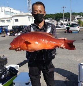 蝶栄丸の2021年10月2日(土)1枚目の写真