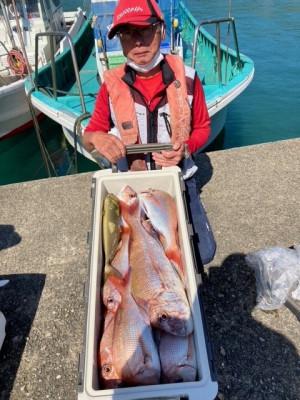 釣り船 黒潮丸の2021年10月5日(火)1枚目の写真