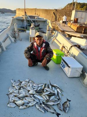 安乗釣センターの2021年10月6日(水)1枚目の写真