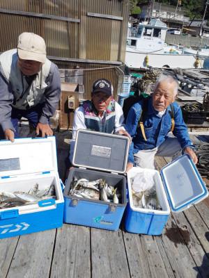 安乗釣センターの2021年10月6日(水)3枚目の写真