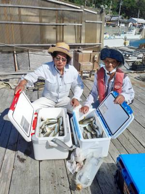 安乗釣センターの2021年10月6日(水)4枚目の写真