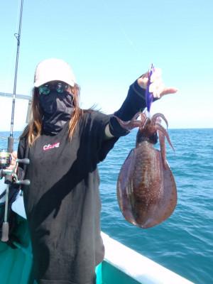 釣り船 久勝丸の2021年10月4日(月)1枚目の写真