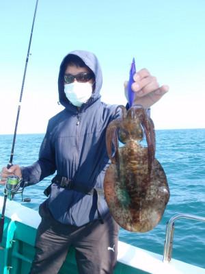 釣り船 久勝丸の2021年10月4日(月)2枚目の写真